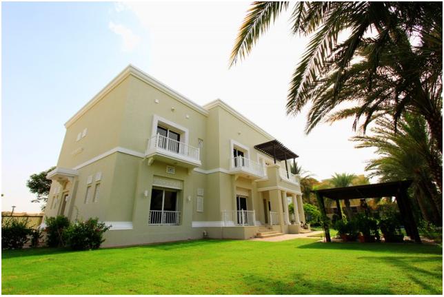 Emirates Hills Villa (AED 23 Million)
