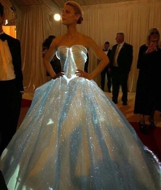 Fiber Optic Dresses