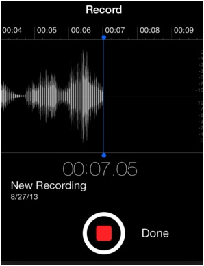 Recover Deleted Voice Memos