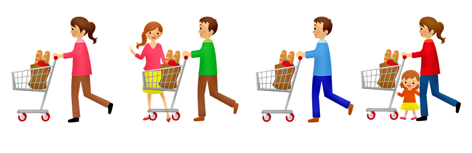 Grocery application Design