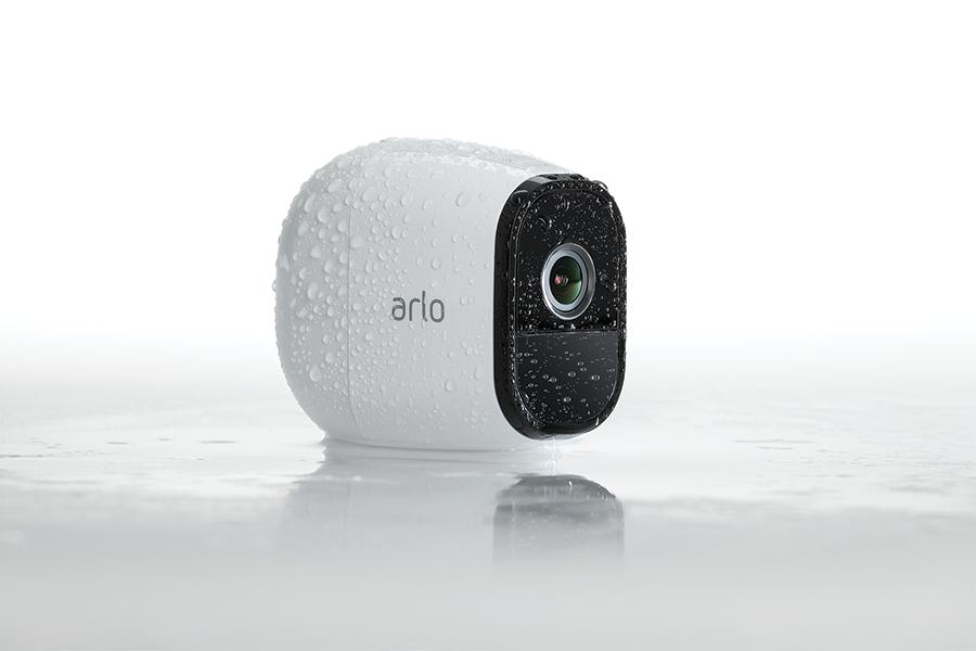Netgear Arlo Pro security cameras