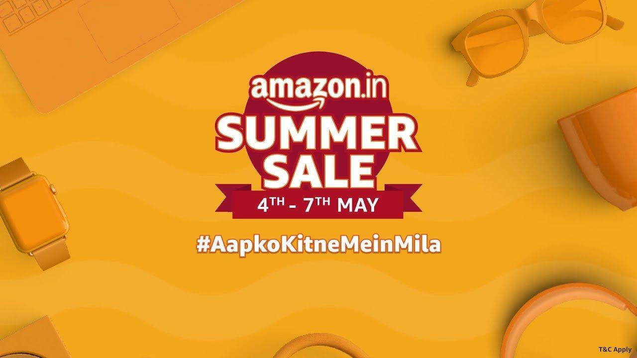 Amazon Summer Sale Discounts