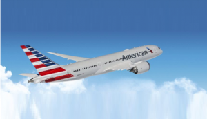 American Airlines customer