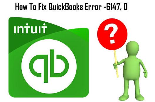 QuickBooks Pro Error 6147