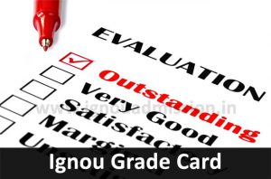 IGNOU Grade