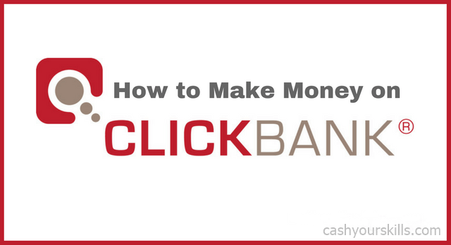 Make Money With Click Bank