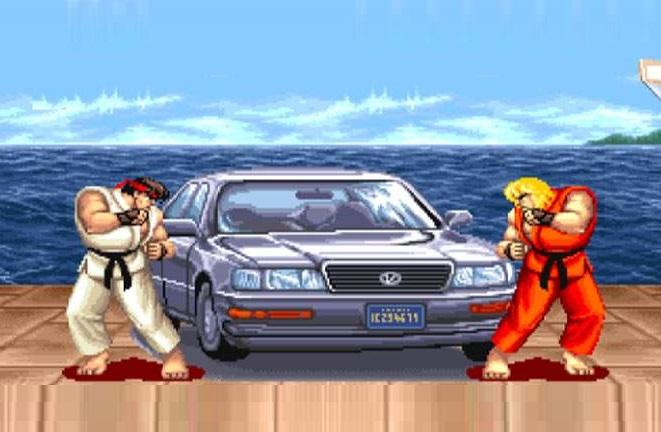 Street Fighter 2 Game Online