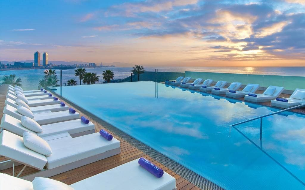 Best Hotels To Live In Spain