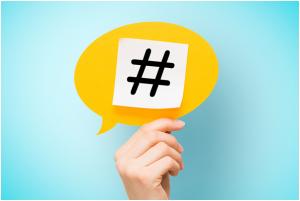 Social Media Hashtag