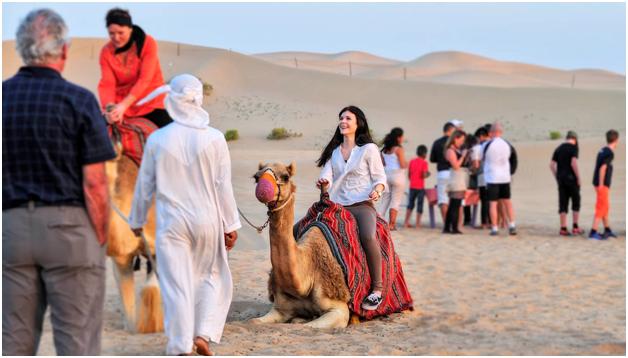 Desert Safari Deals Abu Dhabi