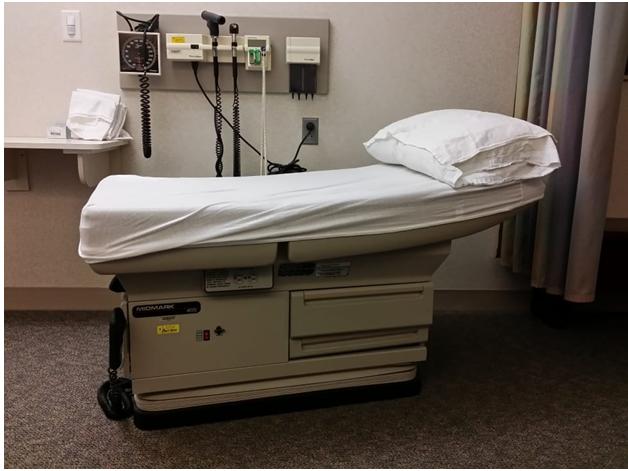 Hospital Bed Mattress Topper