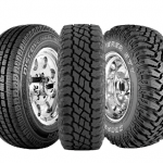 Tough SUV's Of The UK Need Tough Tyres