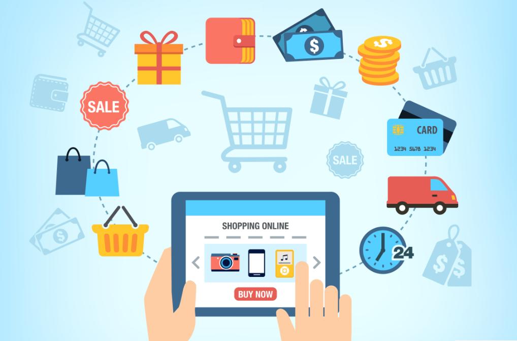 E-Commerce Sites Work