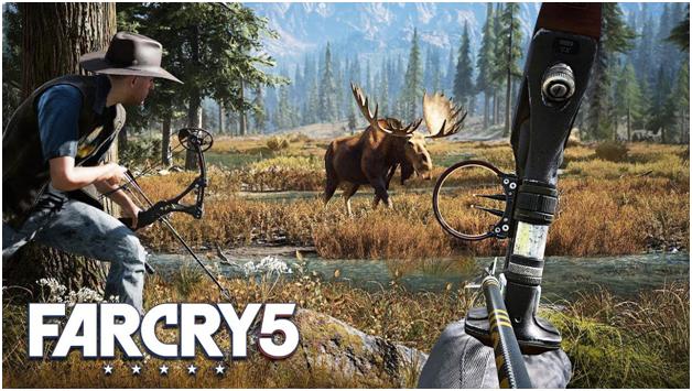 Far Cry 5 Highlights