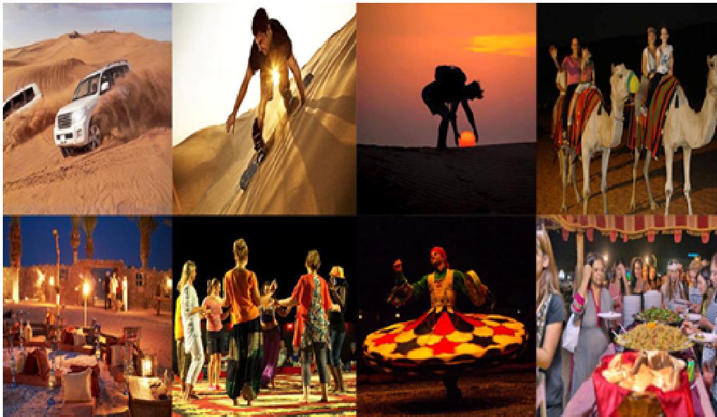 Desert Safari Adventure In Dubai