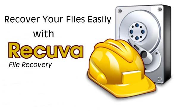 Recuva Data Recovery Software
