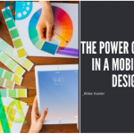 The power of Color in A Mobile App Design