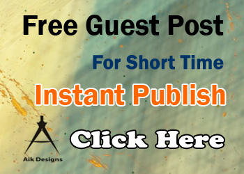Instant Publish Guest Post For Shot Time