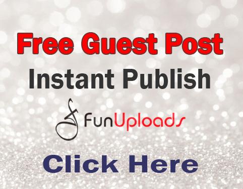 FunUploads Free Guest Post