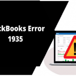 How to Fix QuickBooks Error 1935