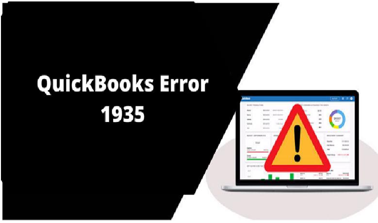 Fix QuickBooks Error 1935