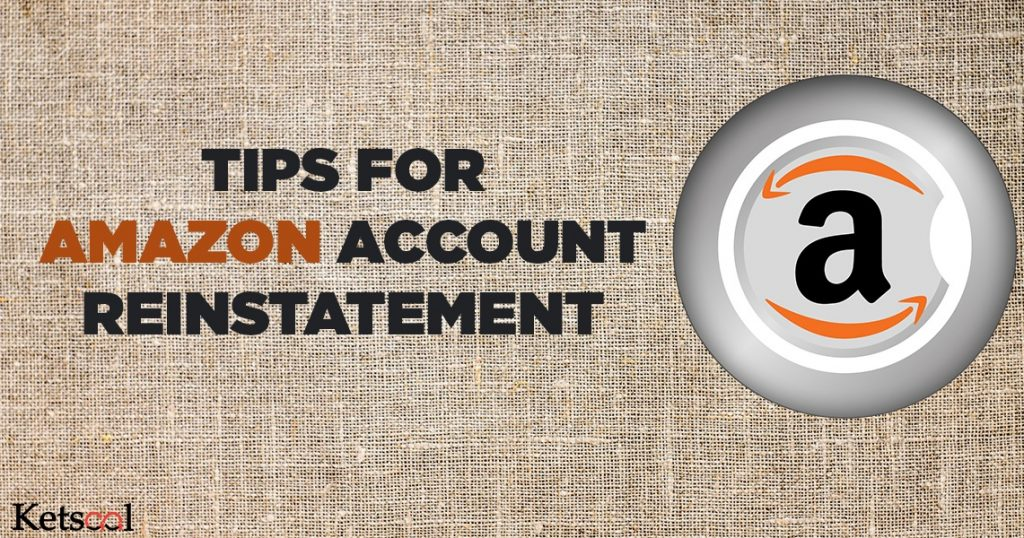 Am,azon Account Reinstatement