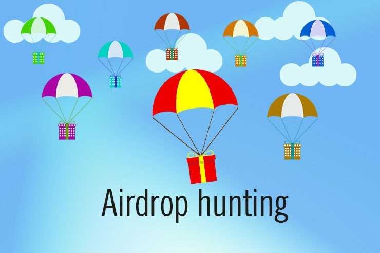 new airdrop
