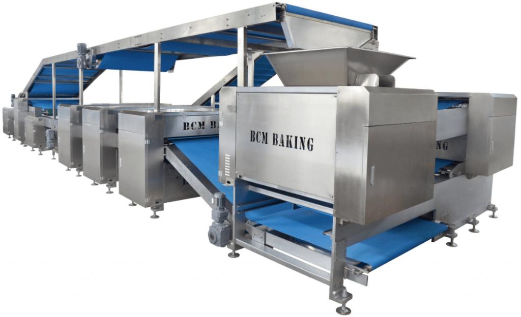 biscuit processing machine
