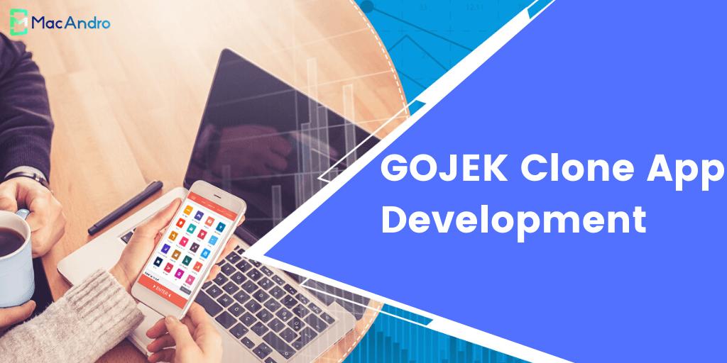 Develop an Gojek Clone App