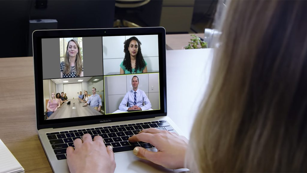 Making Video Conferences