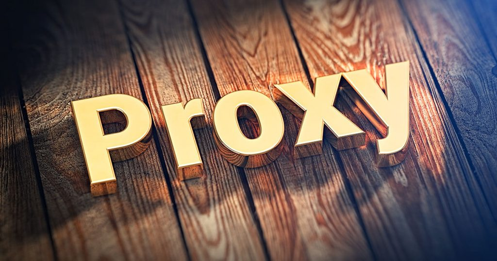 Pros And Cons Of Using A Proxy