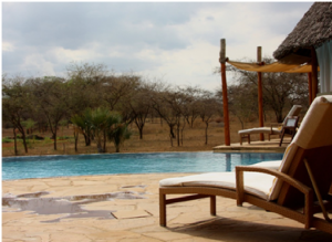 3. Sparkling Pools Of The Little Mombo Camp, Botswana