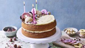 Personalized Birthday Cakes