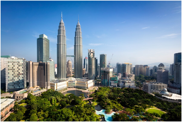 Most Visited Places in Malaysia