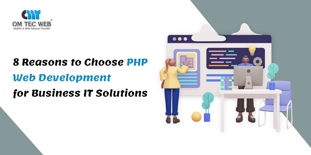 PHP Web Development For Business