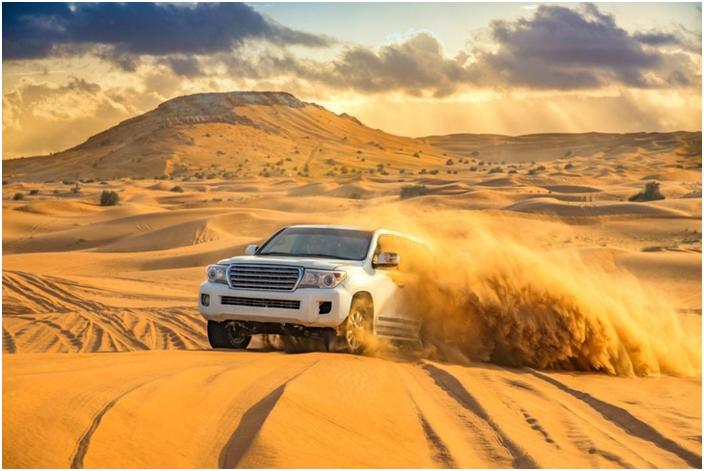 A Desert Safari Fun &Adventure Activities for You