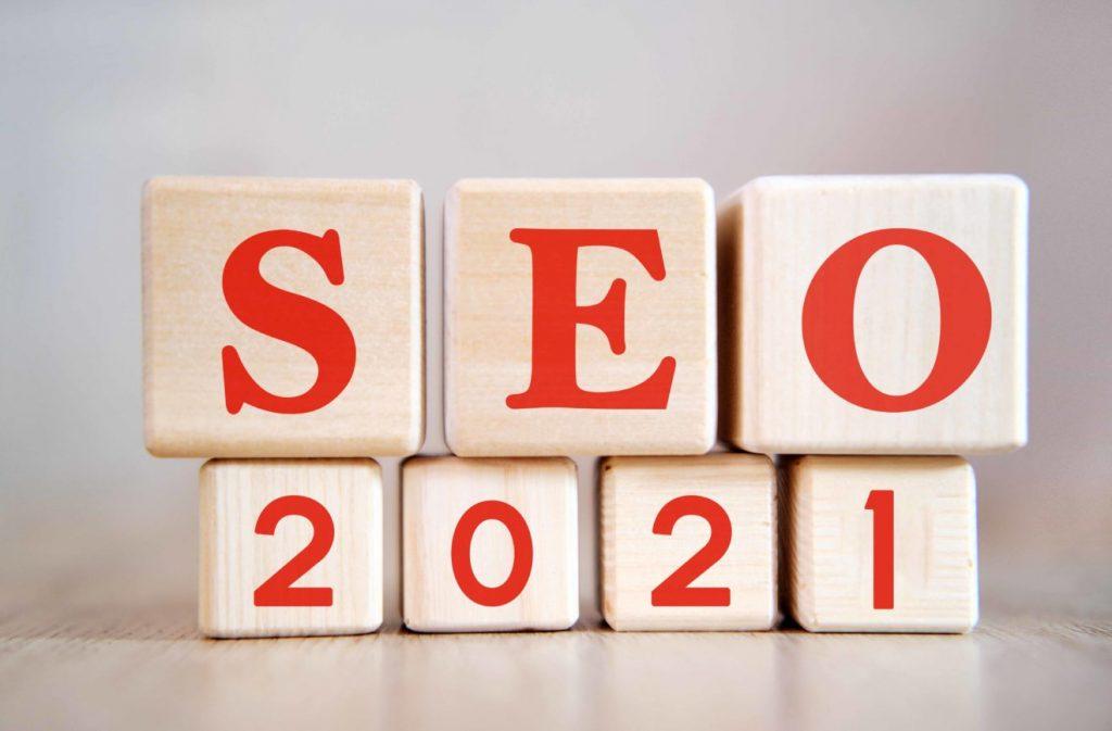 Google SEO Trends 2021