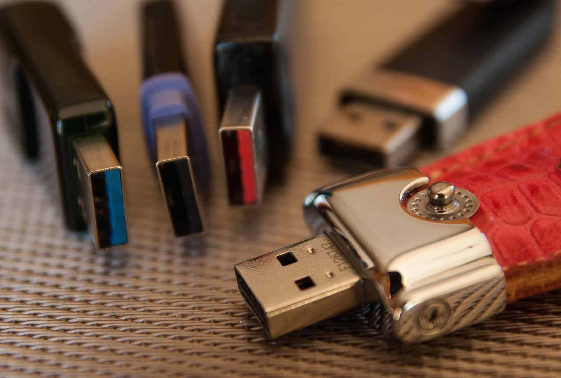 Repair Corrupted Kingston Pen Drive