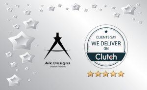 Aik Designs Clutch Review BEST SEO Company