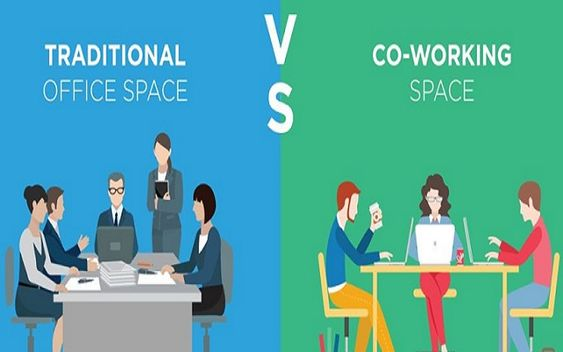 Traditional Offices vs Coworking Spaces