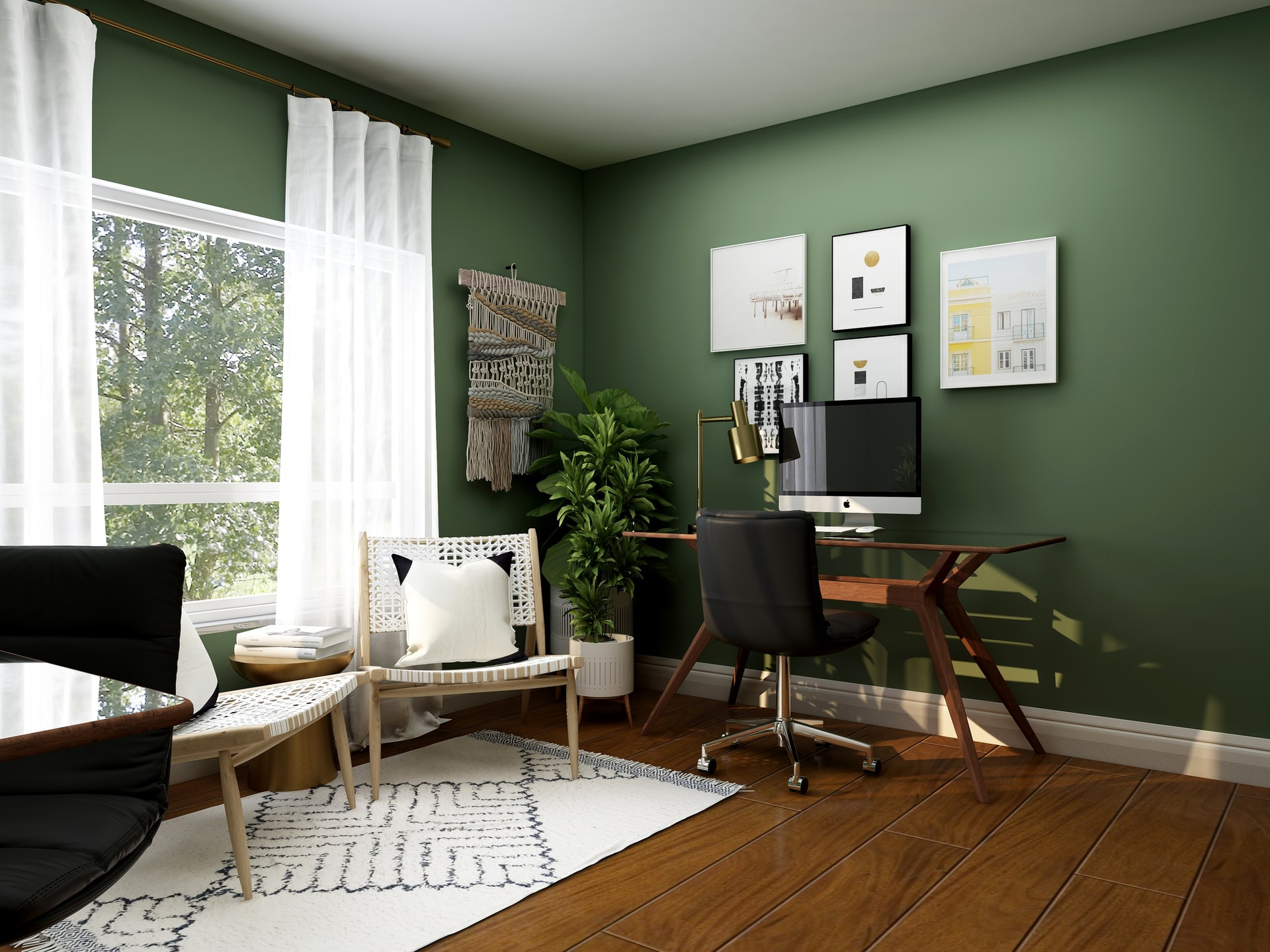 Home Office Ideas For 2021