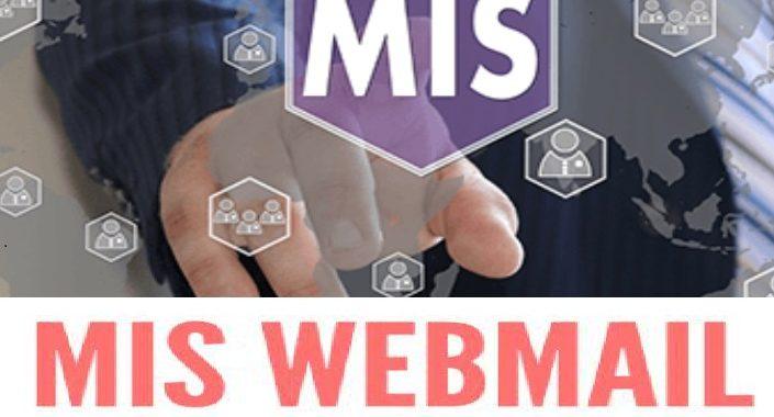 MIS webmail – Managed Internet Service
