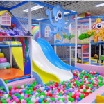 Indoor Playground Equipment and Toys in Dubai