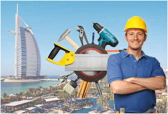 Handyman Services In Dubai UAE