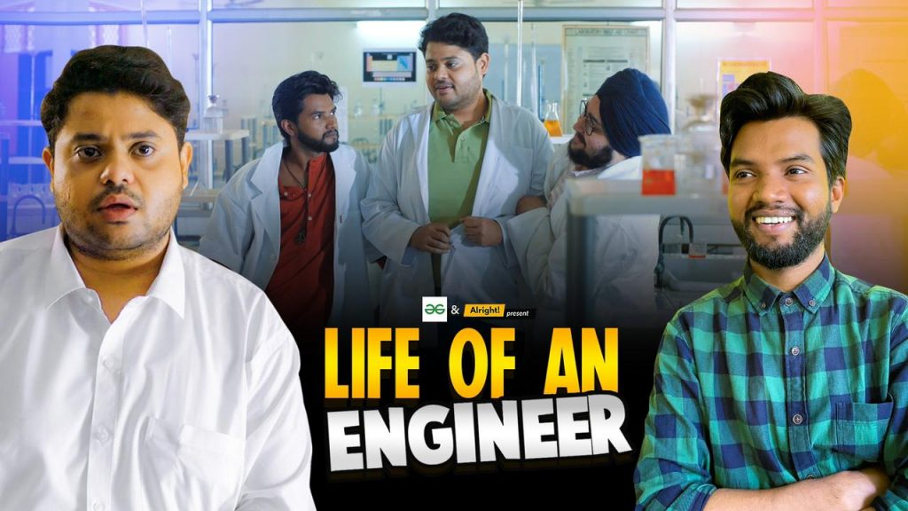 life of an engineer