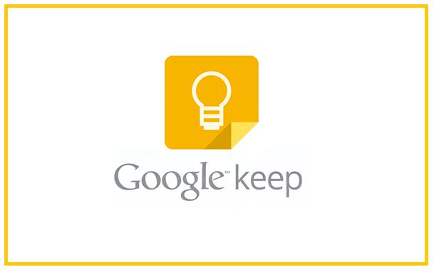 Google Keep 2021