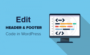 Header And Footer In Wordpress