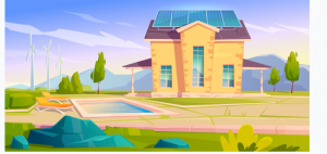 Solar PV System: Renewable home energy solution