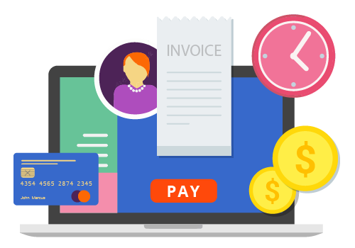 Payment Fees On Invoices