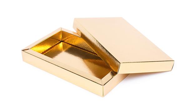 Best Gold Foil Boxes